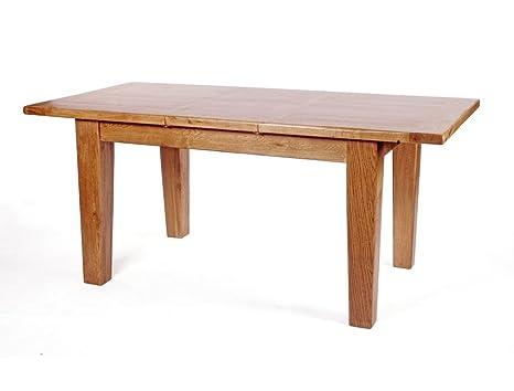 Tavoli Da Pranzo In Legno Allungabili : Neo allungabile rettangolare grande tavolo da pranzo in legno