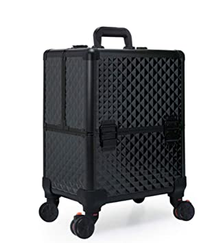 Amazon.com : Professional Artist Rolling Trolley Makeup ...