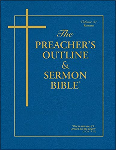 The Preacher's Outline & Sermon Bible®: Romans (Preacher's Outline & Sermon Bible-KJV)