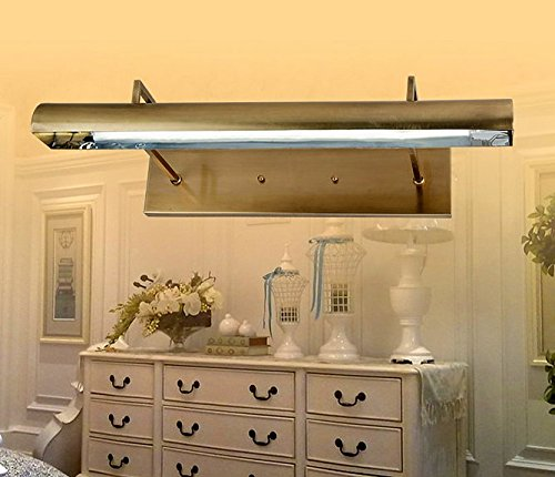 Tydxsd American Mirror Lamp Brass Vintage Style Bathroom Bathroom