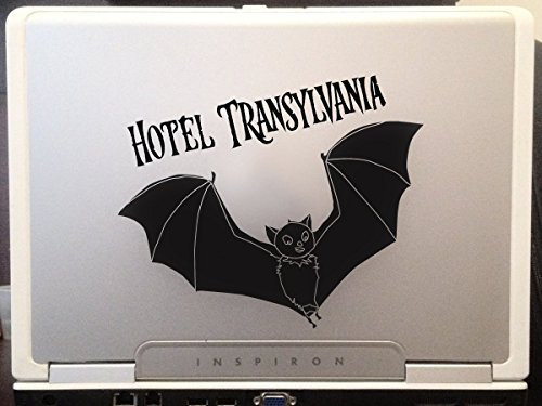 YourChoiceDecals Hotel Transylvania, Bat Dracula Animation, Halloween Special Cartoon Car Truck Laptop Macbook Window Vinyl Decal... for $<!--$6.99-->