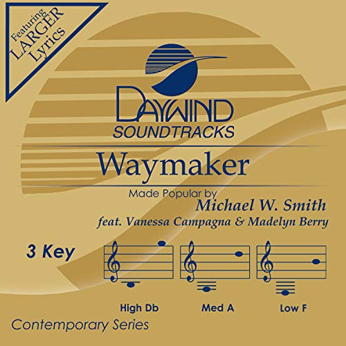 Waymaker Album Cover