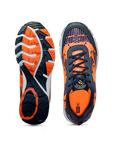 Yepme , Herren Leichtathletikschuhe orange Orange