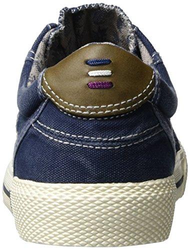 s.Oliver 54106, Zapatillas Para Niños Azul (NAVY 805)