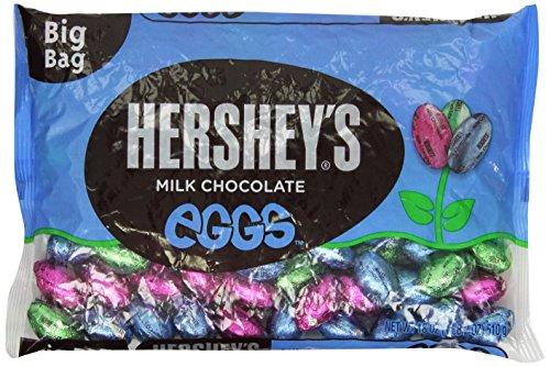 HERSHEYS Easter Milk Chocolate Eggs