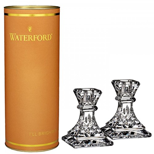Waterford Lismore Candlestick 4