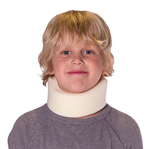 (Pediatric Soft Neck Brace Collar for Youth / Children-S)