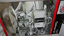 7 Piece Cookware Set - Stainless Steel