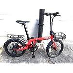 Viola-bike-City-20-Bici-Elettriche-Pieghevole-250-W