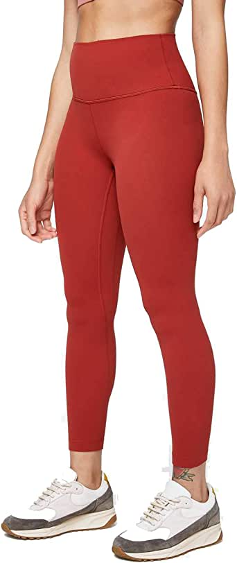 Amazon.com: Lululemon Align II Stretchy Yoga Pants - High