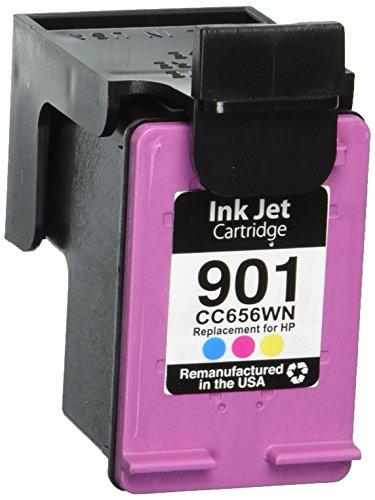 Premium Compatibles Inc. CC656AN-RPC Tri-Color InkJet Car...