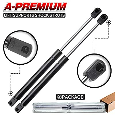 A-Premium Hood Lift Supports Shock Struts for Mercury Mountaineer 02-10 2-PC Set: Automotive