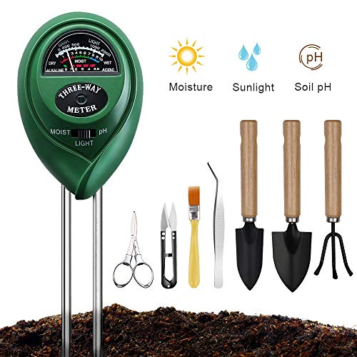 Moisture Sunlight Tester Outdoor Battery product image