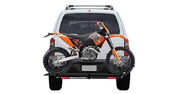 Amazon.com: mototote Moto bolsa Dirt Bike Motorcycle Carrier ...