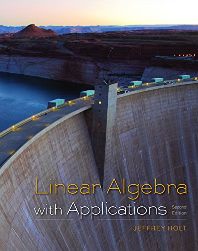 Linear Algebra W/Applications