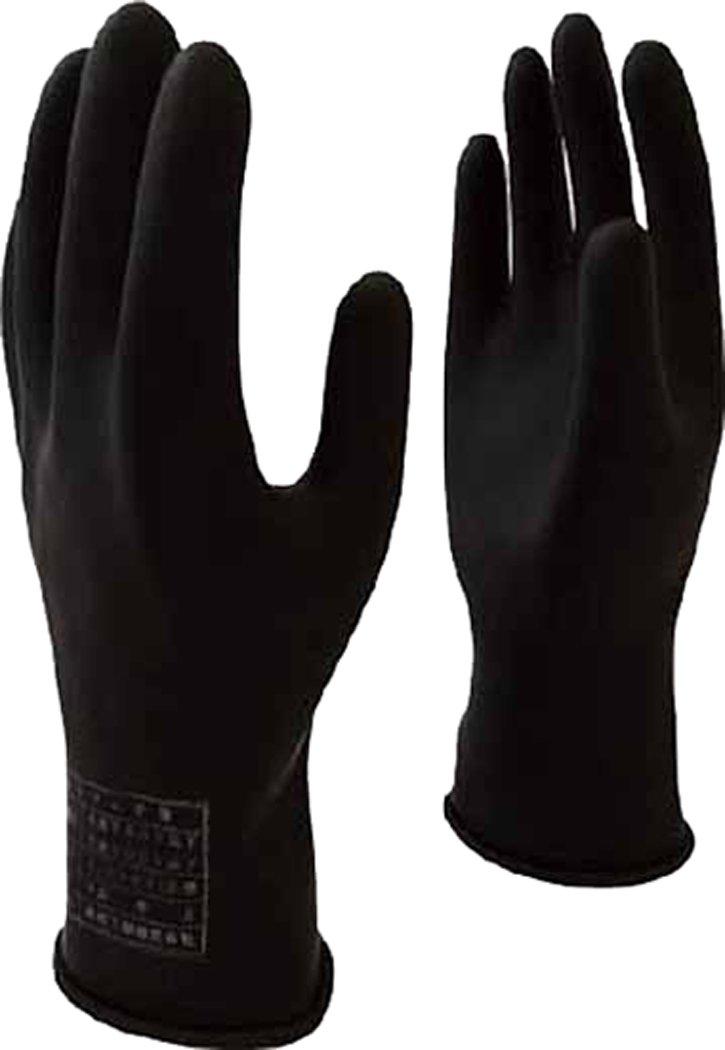 ワタベ 低圧ゴム手袋(薄手タイプ)直流750V以下