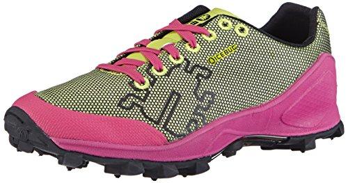 Icebug Womens Zeal Olx Studded Traction Running Shoe  Poison Peony  6 5 M Us