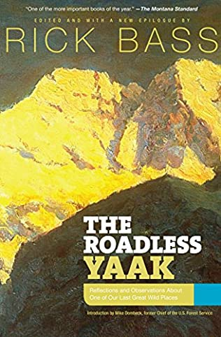 book cover of The Roadless Yaak