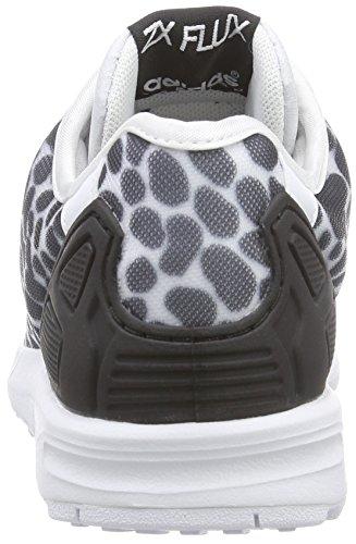 Femme Zx Blanc Flux Originals Baskets Mode Adidas FA01q