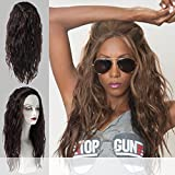 URBAN GYPSY (Forever Young) - Heat Resistant Fiber Lace Front Wig in 24BT18