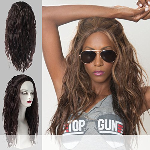 Forever Young - URBAN GYPSY - Heat Resistant Fiber Lace Front Wig in CAPPUCCINO - Gypsy Wigs