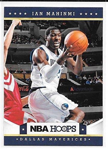 Ian Mahinmi 2012-13 NBA Hoops Dallas Mavericks Card #43