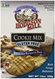 Hodgson Mill Gluten Free Cookie Mix, 12-Ounce (Pack of 6)