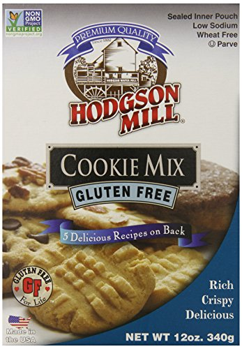 Hodgson Mill Gluten Cookie 12 Ounce product image