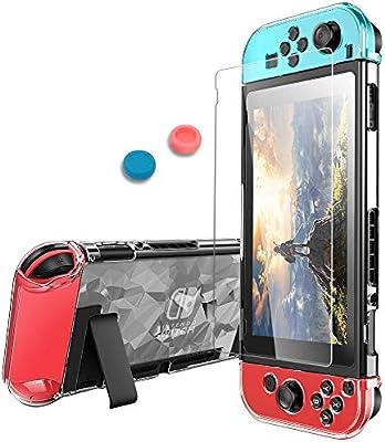 Pakesi - Funda para Nintendo Switch, Compatible con Nintendo ...