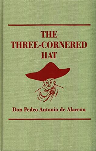 book cover of The Three Cornered Hat