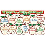 Scholastic Happy Classroom Apples! Bulletin Board (TF3140)
