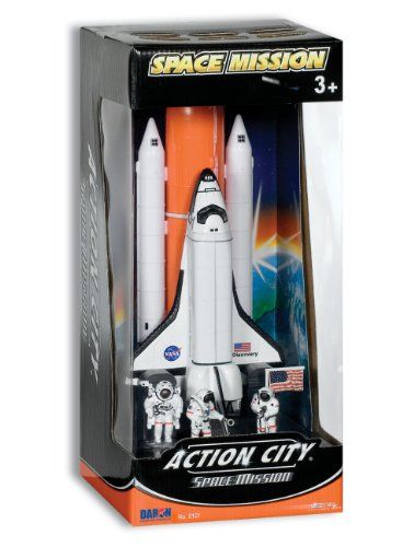 Space Mission Shuttle full Stack (Space Shuttle Model compare prices)