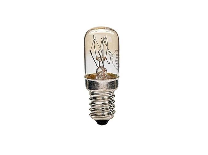 Lampada Tubolare E14 : Lampadina mezza candela tubolare e w amazon illuminazione