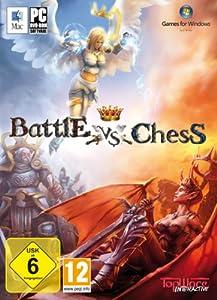 Battle VS Chess (PC & Mac DVD) 2 Games in one.