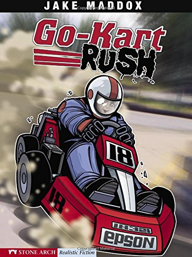Price comparison product image Go-Kart Rush (Jake Maddox Sports Stories)