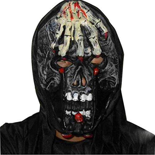 Bigba (Foam Latex Skull Mask)