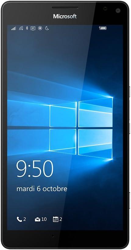 Microsoft Lumia 950 XL Smartphone Libre 4 G (Pantalla: 5,7 ...