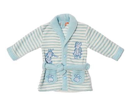 Patrulla Canina - Bata Bebe, albornoz para estar en casa color Azul en Coralina 12