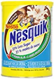 Nesquik Less Sugar Vitamin Enriched Chocolate Powder, 540g Canister