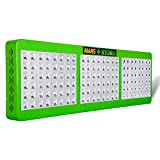 Marshydro Reflector 720W LED Grow Light for Hydroponic Indoor Garden and Greenhouse Full Spectrum Veg and Bloom Switches Added