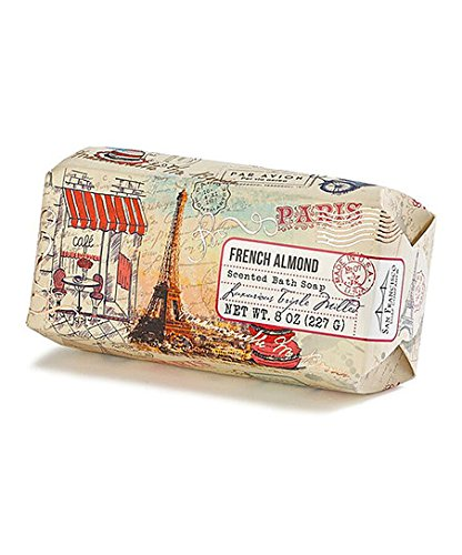 french-almond-soap-bar
