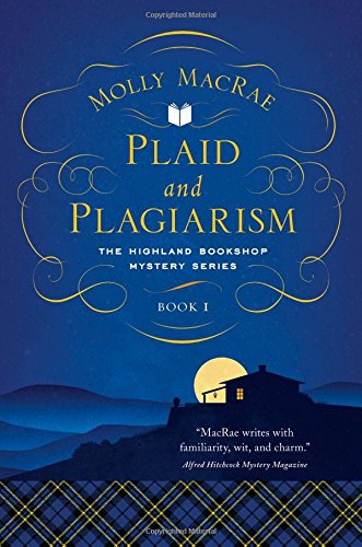 Image of Plaid and Plagiarism: The Highland Bookshop Mystery Series: Book 1 (The Highland Bookshop Mystery Series)