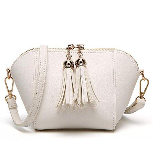 Aoligei Version coréenne de Chao femmes Pack de besaces Mode débit Su Dino Baotan épaule petit sac de loisirs D
