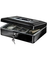 SentrySafe CB12 Medium Cash Box (Black)
