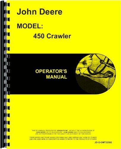 John Deere Operation Manual - 7
