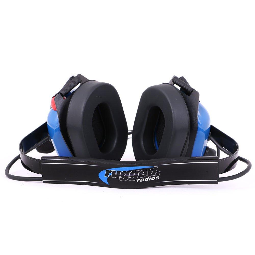 Rugged Radios H42-LTBLUE Light Blue 2-Way Headset by Rugged Radios (Image #4)