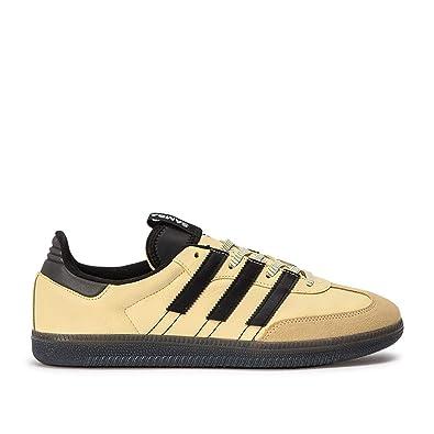 adidas, Uomo, Samba OG MS, Pelle, Sneakers, Giallo: Amazon