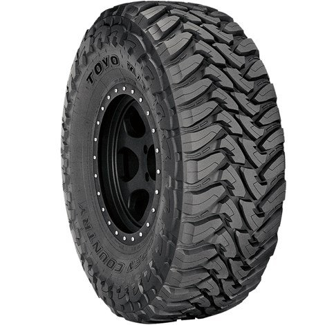 Toyo Tire Open Country M/T Mud-Terrain Tire - 35 x 1250R18 123Q by Toyo Tires