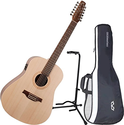 Seagull Excursion Walnut 12 String Acoustic Electric