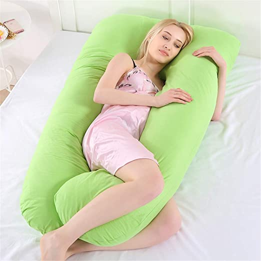 YSCCSY Almohada Apoyo para Dormir para Mujeres Embarazadas ...